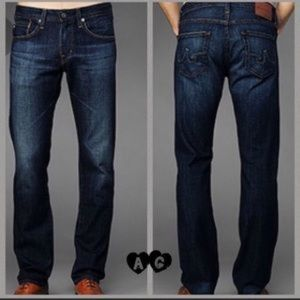 AG Adriano Goldschmeid The Matchbox Slim Jeans 34